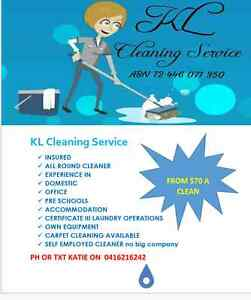 Experience all rounder cleaner ABN and fully insured Belmont North Lake Macquarie Area Preview