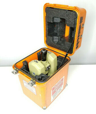 Leica Theomat Wild T3000 Heerburg Theodolite Total Survey Station With Case