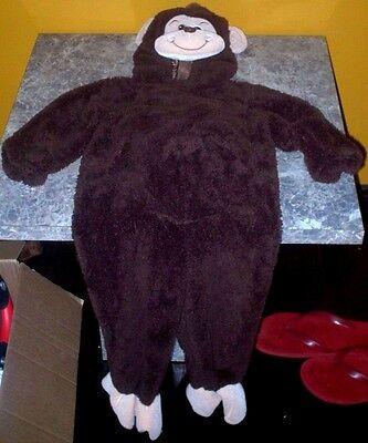 Koala Kids MONKEY Costume 3T Dress-Up Pretend Play Toys R Us Free USA Shipping! (Monkey Costume 3t)