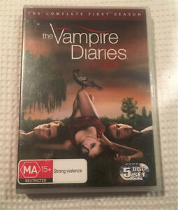 The Vampire Diaries - The First Complete Season
