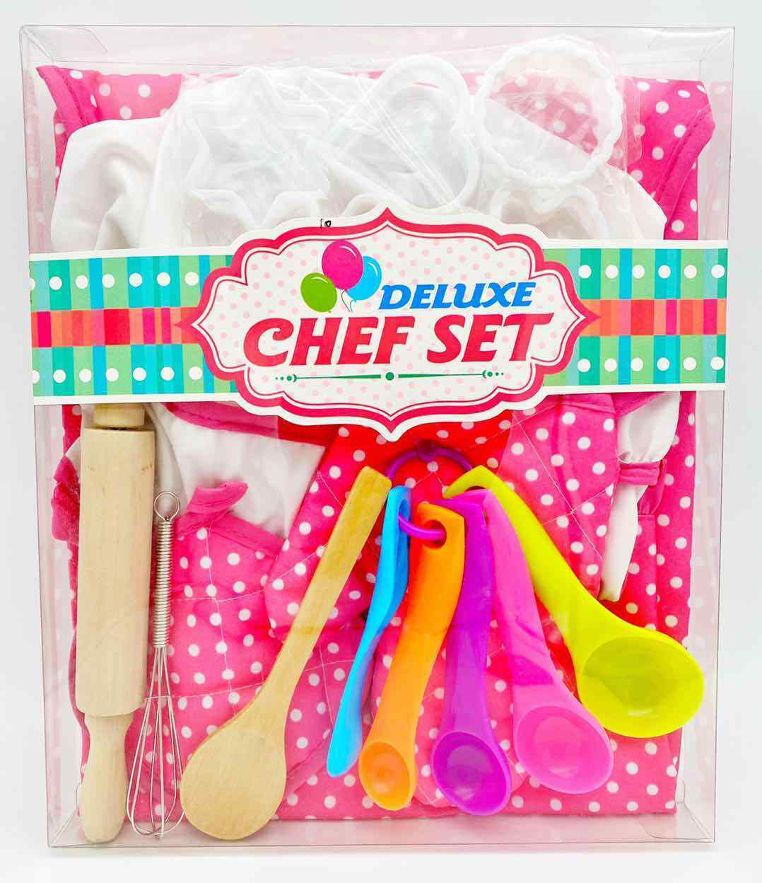 tepsmigo kids chef role play costume set
