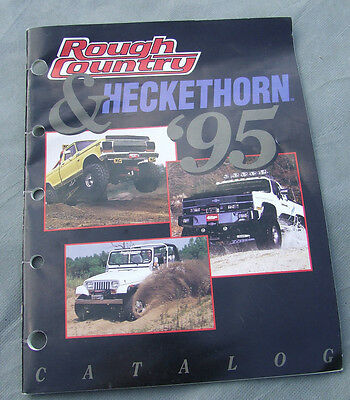 Rough Country & Heckthorn Products Catalog 1995 edition