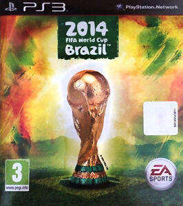 2014 FIFA World Cup Brazil Sony PlayStation 3 2014 - <span itemprop='availableAtOrFrom'>LOUGHBOROUGH, Leicestershire, United Kingdom</span> - 2014 FIFA World Cup Brazil Sony PlayStation 3 2014 - LOUGHBOROUGH, Leicestershire, United Kingdom