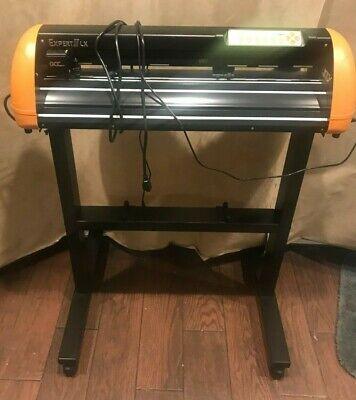 Htv 24 Gcc Expert Lx 24 Vinyl Cutter Plotter Wstand Weye - No Software