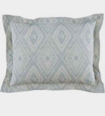Dwell Studio Caspiane King Pillow Shams Pillow Cover Set of2 Modern Home Bedding
