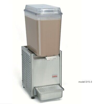 Gmcw D15-3 Crathco Cold Beverage Dispenser Without Bowl