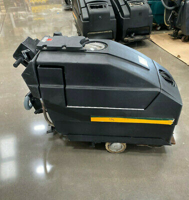 Used - Nss 2625 Floor Scrubber -
