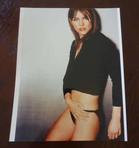 Elizabeth Hurley Actor Sexy 8x10 Color Promo Photo