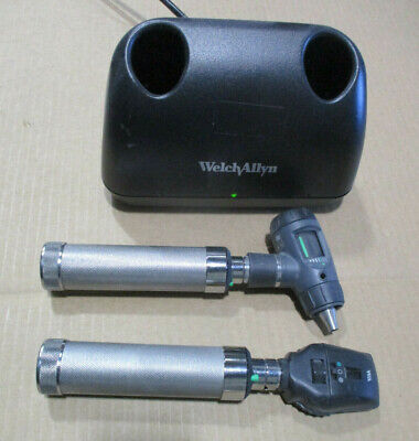 Welch Allyn 23920 Otoscope 11720 Opthalmoscope 7114x Universal Charger Cord
