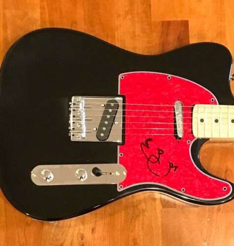 * TREY ANASTASIO * signed autographed electric guitar * PHISH * 6
