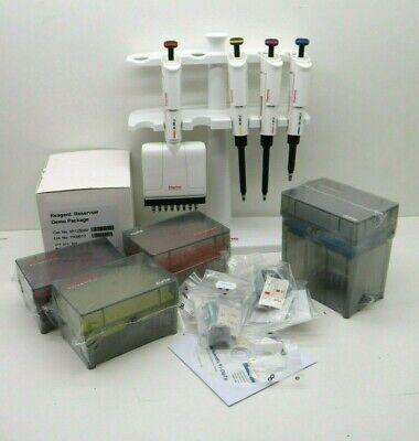 Thermo Scientific 4701150 F1-cliptip Glp Pipette Kit 2-1000l 8-channel 30-300l