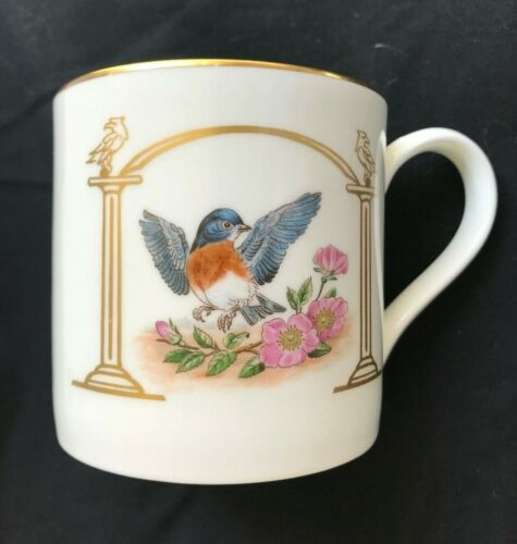 Boehm ~ Birds & Flowers Of The Original States ~ 11th State New York ~ Mint