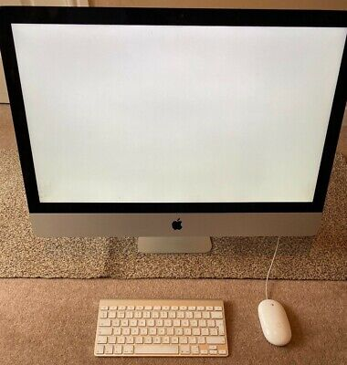 "Apple A1419 iMac 27"" Late-2012 Core i5-3470S 2.90GHz 8Gb"
