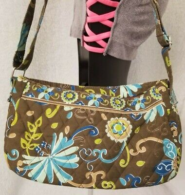Juniors Womens Girls Multi Color Floral Quilted Handbag - Multi Junior Handbags