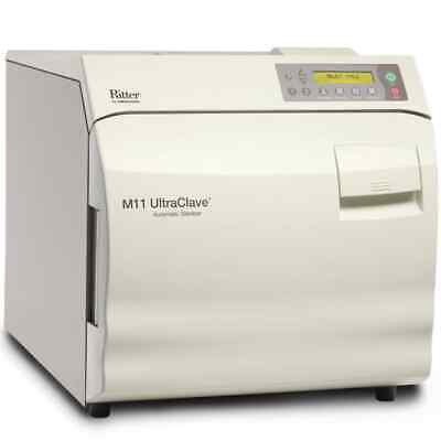Ritter M11 Ultraclave Automatic Sterilizer - Certified Refurbished