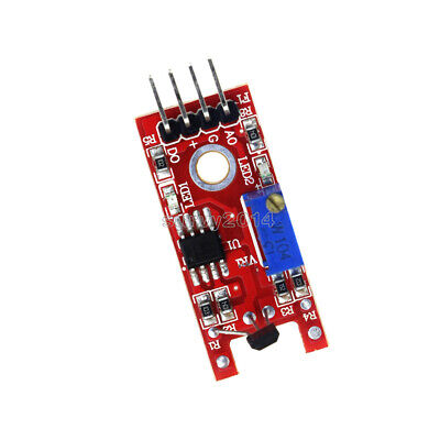 2pcs New Hall Magnetic Standard Linear Module For Arduino Avr Pic Ky-024