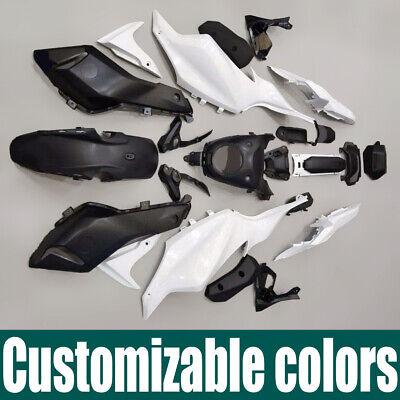 Full Fairing Bodywork Kit Fit For 2012-2017 Yamaha MT07 FZ07 MT-07 Panel Set