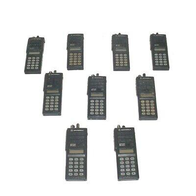 Lot Of 9 Motorola Mts2000 H01uch6pw1bn 800 Mhz Model Iii Radios 2