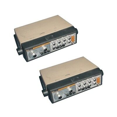 Lot Of 2x - Bk Precision Dynascan 3020 2mhz Bench-top Sweepfunction Generator