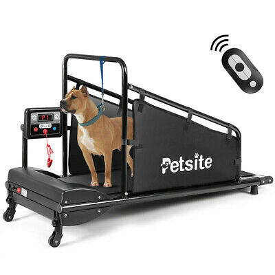Petsite Pet Treadmill Indoor Exercise For Dogs ...