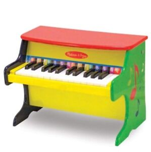 BNIB MELISSA AND DOUG PIANO