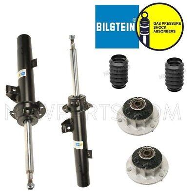 For BMW E89 Z4 09-16 Bilstein Set Front Left & Right Struts & Mounts Boots Kit