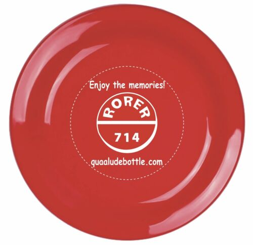 Quaalude Rorer 714 Flying Disc, qualude