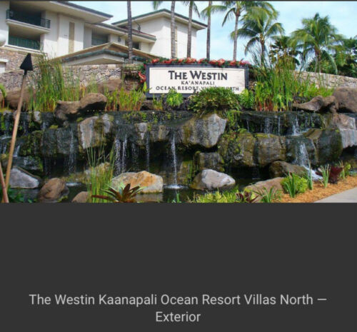 The Westin Ka'anapali Ocean Resort Villas North, Hawaii Maui