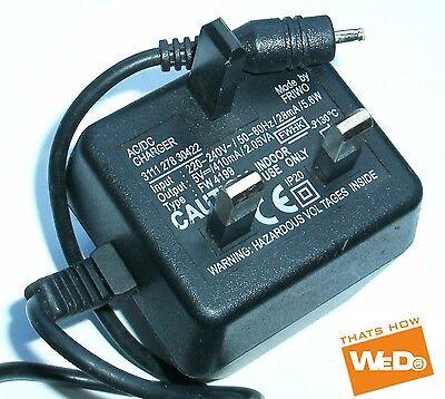FRIWO FW4199 AC/DC POWER ADAPTER 5V 410mA