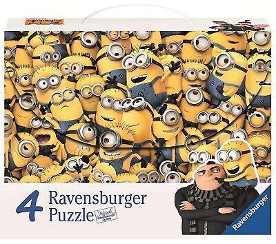 MINIONS DESPICABLE ME 3 - PUZZLE KOFFER - Ravensburger 06931 - 290 Teile Pcs.