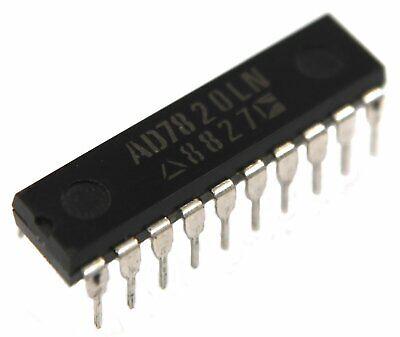 Ad7820ln - 8 Bit Analog To Digital Converter - Lot Of 1 3 Or 5