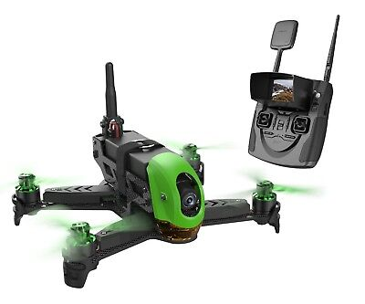 Hubsan X4 Jet Brushless Carbon FPV Racing Drone & Transmitter with Video Monitor