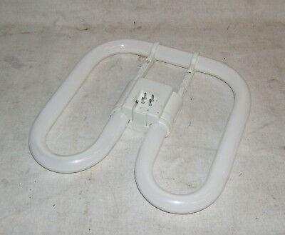 Gu10 Fluorescent Bulbs - Lamp/Bulb, Compact Fluorescent (CFL) Square, 28Watt. 4 Pin GU10q.