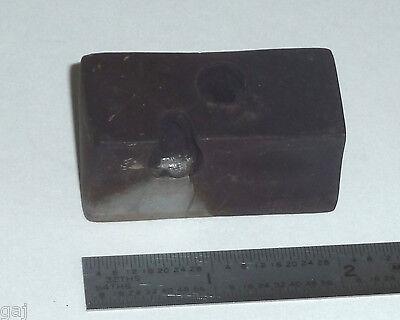 Electron Beam Welder Tungsten Focus Block Ebw 78 X 78 X 2 Eb Weld Laser