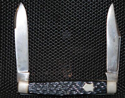Vintage Camillus wwii era 2 Blade Pocket Knife Camillus Cutlery Co. Camillus N.Y
