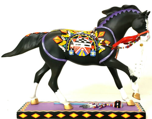 """The Trail Of The Painted Ponies  """"Kachina Pony"""" 1E/3549 New"""