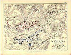 Map-Battle-of-Waterloo-18-June-1815-Morning
