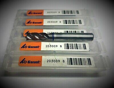 Garant Vhm Cutter Dm. 0 516in Gl63mm 203009 8 Hpc Z 4