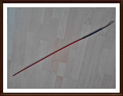 original Latex Rohrstock  rot - 8 mm
