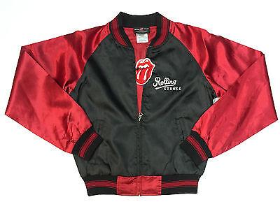 Rolling Stones Ladies Junior Varsity / Bomber Jacket  - Junior Varsity Jacket