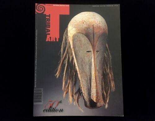 TRIBAL ART MAGAZINE #50 AUTUMN 2008 FANG MASKS PACIFIC TREASURES MASCO COLLECTIO