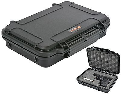 Waterproof Handgun Case Pistol Case with Pre-Cubed Foam Elite EL008 Gun case (Elite Gun Cases)