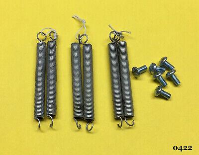 Kingsley Machine - 6 Original Ram Bar Springs - Hot Foil Stamping Machine