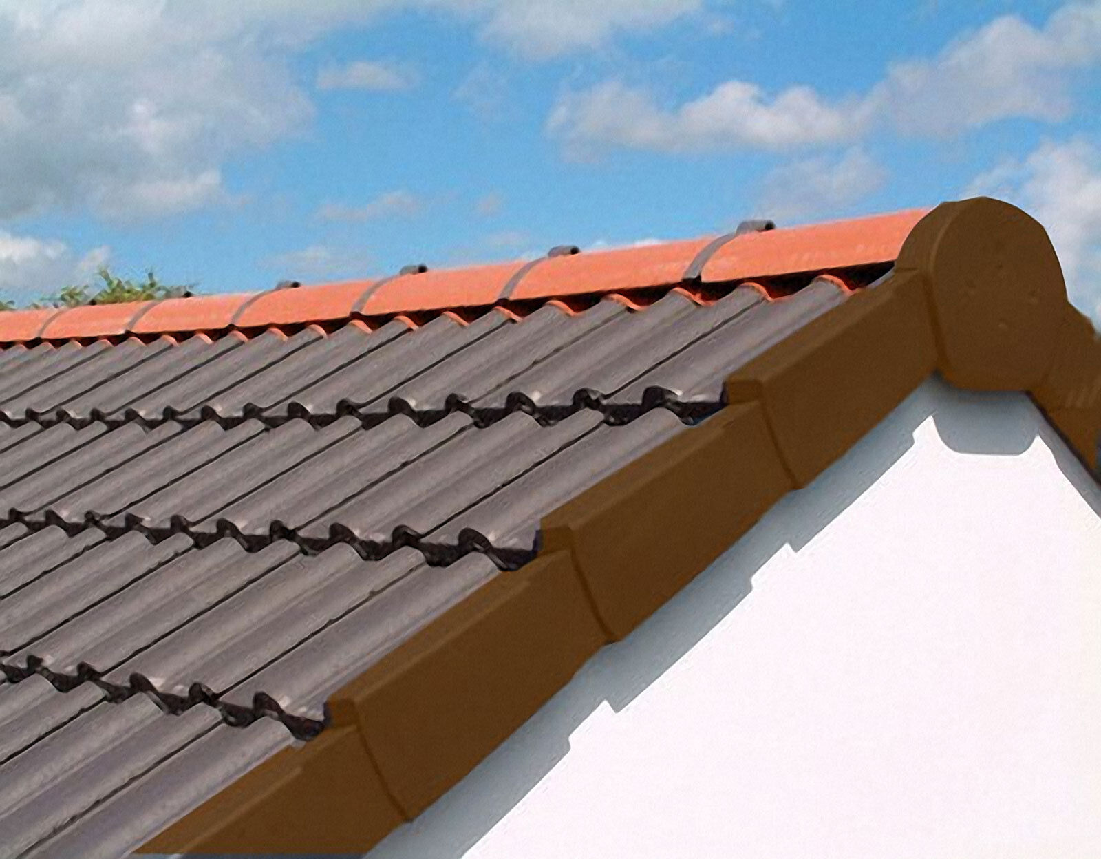 Dry Verge System Universal Fit For Gable Apex Roofs Dry
