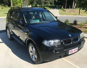 BMW X3 2.5i - VERY WELL KEPT - brand new tyres and brakes Sippy Downs Maroochydore Area Preview