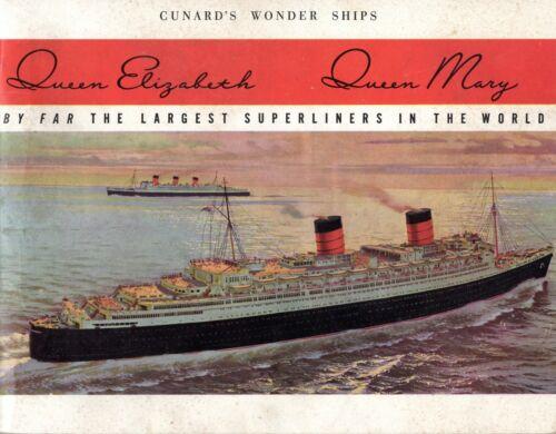 """""""Cunard"""