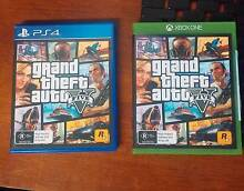 Grand Theft Auto 5 XBOX ONE and Grand Theft Auto 5 PS4 Keilor Downs Brimbank Area Preview
