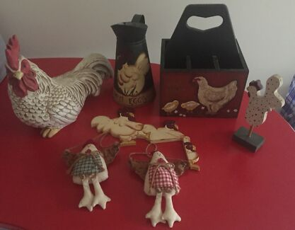 Country chicken collection