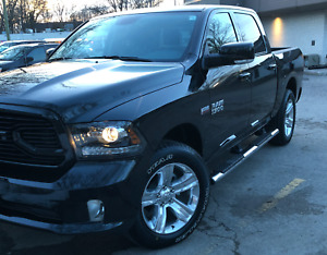 2018 Ram Sport Rims and Tires