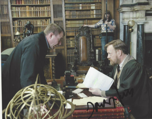 ACTOR JARED HARRIS SIGNED SHERLOCK HOLMES 8X10 PHOTO w/COA CHERNOBYL PROOF